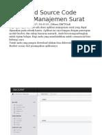 _56a_Download Source Code Aplikasi Manajemen Surat