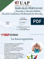 Psicología (Derecho) - Semana 16 (UAP) Marita (1)