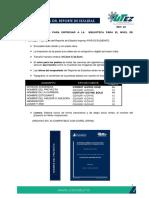 Caracteristicas Del CD y Empastado Para Tsu e Ing - Agosto 2017