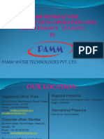 Pamm Packged Water Presentaion
