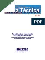 Nota técnica sobre terceirização.pdf