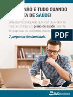 Cartilha MP Planos de Saúde