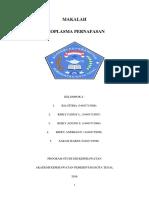 Neoplasma pernafasan