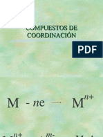 Compuestos de Coordinacion (1)