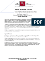 Introduction to Failure Mode Identification