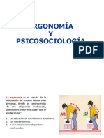 Ergonomia y Psicosociologia