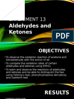 Experiment 13 Aldehydes and Ketones.pptx