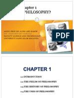 1 Philosophy 2016
