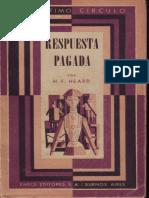 Respuesta Pagada - H.F. Heard