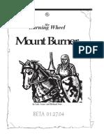 Mount Burner