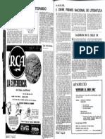 Marcha Nº 1187 20 Dic 63 - Emilio Oribe, Premio Nacional de Literatura