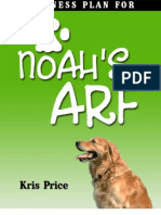 Noahs Arf Animal Care Facility Sample Business Plan