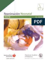Reanimación neonatal - American Heart Asocciation