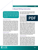 1 TEAL Research-based WI