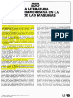 Revista de la UNAM, 6-7 1972 - La literatura hispanoamericana en la era de las máquinas