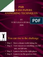 Presentation 3 PMR