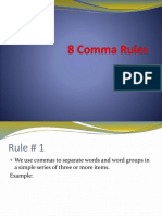 8 Comma Rules.pptx