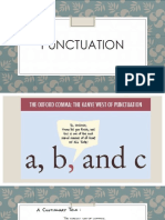 Punctuation Introduction
