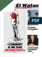 JOURNAL El Watan Du Vendredi 15 Septembre 2017