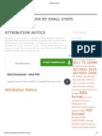 Attribution Notice