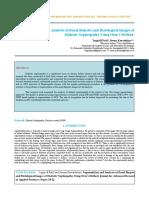 IAETSD JARAS- Segmentation and Analysis of Renal Biopsies and Histological Images Of Diabetic Nephropathy Using Otsu's Method