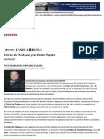 Cártel de Tláhuac y La Unión Tepito _ La Silla Rota