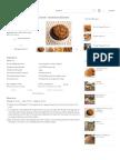 Big Soft Ginger Biscuits Recipe – All Recipes Australia NZ