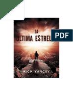 3- La última estrella - Rick Yancey.pdf