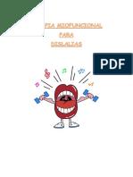 Terapia Miofuncional Para Dislalias