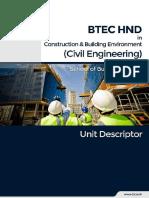 Bcas Hnd Ce Course Guide