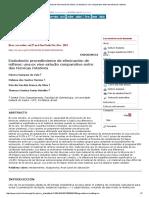 Endodontic Procedimiento de Eliminación de Relleno_ Un Estudio Ex Vivo Comparativo Entre Dos Técnicas Rotativos
