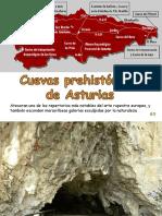 Cuevas Prehistoricas de Asturias.
