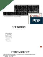 Seminar Gestational Trophoblastic Disease