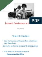 Development Econ-Lecture 9