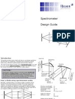 Spectrometer Design Guide