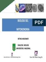 Bab 9 Mitokondria