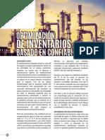 Optimizacion Inventarios Basada en Confiabilidad - Predictiva21e23