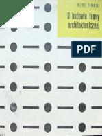 Juliusz Zurawski - O Budowie Formy Architektonicznej.pdf