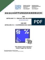 Beschaffungshandbuch 2011 07 PDF