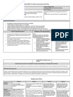unit plan template k5 exemplar
