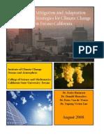 Climate Change in Fresno, California