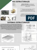 Sistemas de una estructura