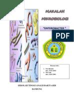 Cover Makalah Mikrobiologi
