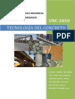 Propiedades Fisico Mecanicas - 2010 DHCL