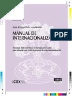 ICEX - Manual de Internacionalización