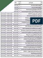 لیست دوره های تخصصی قابل ارائه موثر در اپراتوری صحیح با دیدگاه کاهش مصرف انرژی 3