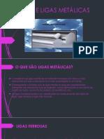 Aços e Ligas Metálicas