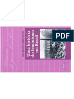 história do feminismo no Brasil - Célia Regina.pdf