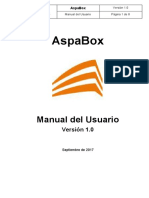 AspaBox - Manual
