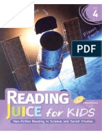 Reading Juice for Kids 4 SB